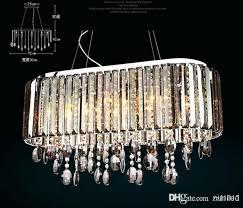 smoke crystal chandelier modern smoke grey clear crystal chandelier smoke grey crystal chandelier welles smoke crystal