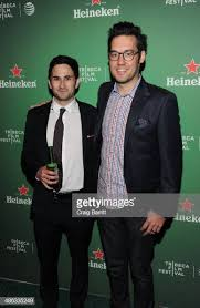 Dennis Lazar and Eric Appel attends the Heineken Cocktails and... News  Photo - Getty Images