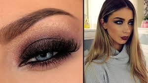 fall inspired makeup tutorial danielle mansutti you