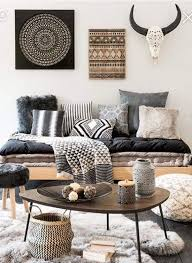 futon living room. gray black and white textures patterns futon living room n