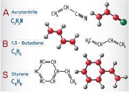 Abs Plastic Color Chart Acrylonitrile Butadiene Styrene Abs Plastic Uses