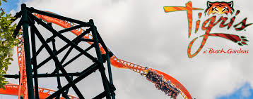 tigris will stand 150 feet tall and and will feature three launches with both forward and backward motion the track stretches 1 800 feet with a top sd