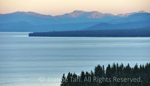 photographed at the north s of lake tahoe california after a summer sunset a
