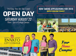 College Templates College Open Day Flyer Templates By Kinzi Wij On Dribbble