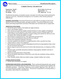 Correctional Officer Resume Sample resume Correctional Officer Resume 1