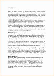 20 Objective For Graduate School Resume | Melvillehighschool