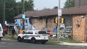George Floyd mural in Toledo destroyed ...