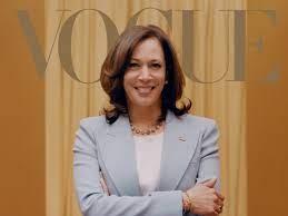 Vice President Kamala Harris on the ...