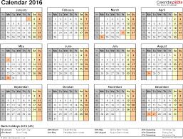 Excel Perpetual Calendar Template - Costumepartyrun