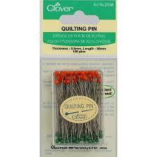 Quilting Pins (100 ea.) - Clover & Quilting Pins (100 ea.) Adamdwight.com