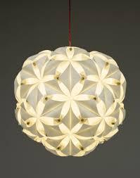 ... Great Paper Light Fixtures Lighting Simple Design Ideas Paper Lighting  Fixtures House Decorating Photos ...