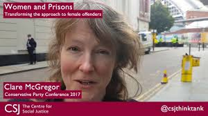 CSJ Women and Prisons Reaction: Clare McGregor, Coaching Inside ...