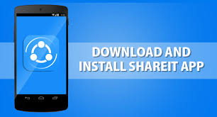SHAREit for Android Tablets