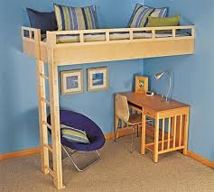 14 free diy loft bed plans for kids and