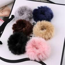 <b>Faux</b> Fur Black Hair Accessories for Women for sale | eBay