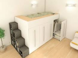 Cool beds for adults Rocking Bed 15 Loft Beds For Adults u2026 Pdxdesignlabcom 15 Examples Of The Supercool Loft Bed For Grownups Beds