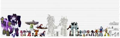 Transformers G1 Scale Chart Introductory Standing On The Shoulders Of Giants Part Two
