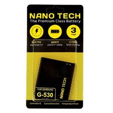 <b>Аккумулятор Nano Tech</b> Samsung j250 (EB-BG530BBC) в ...