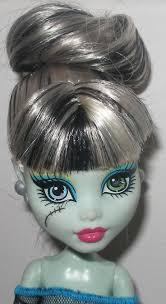 monster high doll frankie stein pletely dressed monster high doll ebay