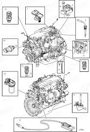 Sensor 22422785 price volvo electrical system spare parts wholesale