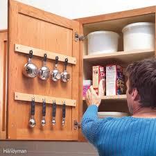 Kitchen Storage Quick And Clever Kitchen Storage Ideas Family Handyman