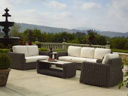 Gorgeous Brown Jordan Outdoor Dining Sets Patio Things Crossings