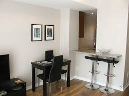 photo of king west suite toronto on canada dining room breakfast