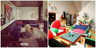 When it comes to the advancement of interior design as science or even art,  as some like to refer to it, the next milestone came in the 1970s and 1980s.