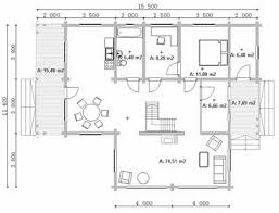 House plans / Cottages / DM- 16