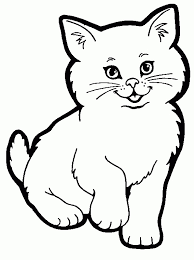 Cat Coloring Pages Printable Dcp4 Top 20 Free Printable Cat Coloring