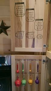 Decals For Kitchen Cabinets Measurement Decal Etsy