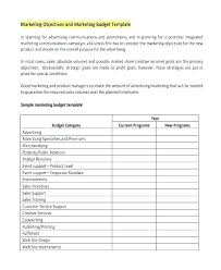 Advertising Plan Pdf Campaign Plan Template