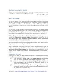 file the food security bill pdf  file the food security bill pdf