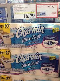 charmin bathroom tissue. Best Deals On Paper Products At Amazon, Costco, CVS, Walgreens 20140826-054710-20830021.jpg Charmin Bathroom Tissue