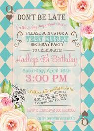 Birthday Invitation Party Picture Invitations For Birthday Rainbow Birthday Party