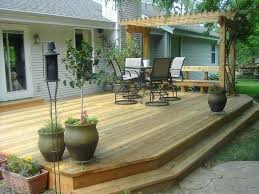 Backyard Decking Designs Model Cool Inspiration Ideas