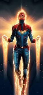 Captain Marvel Movie 4K Wallpaper #4