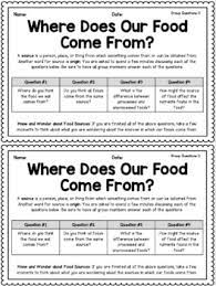 If you like them, please share them with your friends. Grade 3 Unit 1 Healthy Eating With Canada S Food Guide Activity Packet