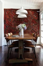 rug on the wall hang