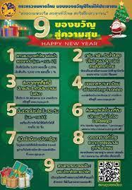 จัดหนัก!! มหาดไทยมอบของขวัญปีใหม่ 2563 ให้ประชาชน