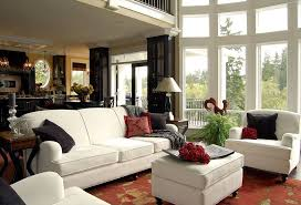 Traditional Modern Living Endearing Living Room Design Traditional