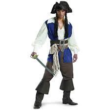 Captain jack sparrow teen costume