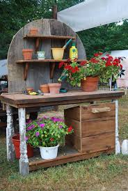 Potting Benches 407 Best Potting Benches Sheds Images On Pinterest