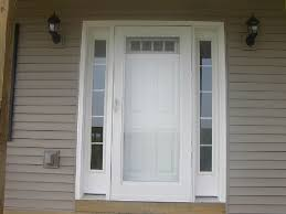 full view storm doors. Amazing Full View Storm Doors With Reduce Air Infiltration Around The Seals Of Any Exterior S