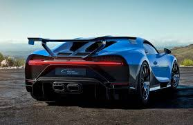 That's the thing to remember. The Bugatti Chiron Pur Sport Dumps Comfort For Better All Around Performance Driving