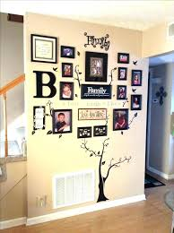 family picture frame ideas hanging picture frames ideas strikingly design ideas picture frame wall decor in