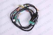 kz wire harness kawasaki kz1000 main wiring harness 77 78