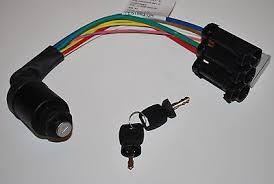 skytrak zeppy io new oem jlg skytrak ignition switch jlg 4360690