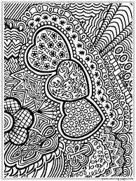 Free Printable Love Coloring Pages For Adults Heart And Pictures