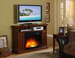 homelegance diamond tv stand with electric fireplace